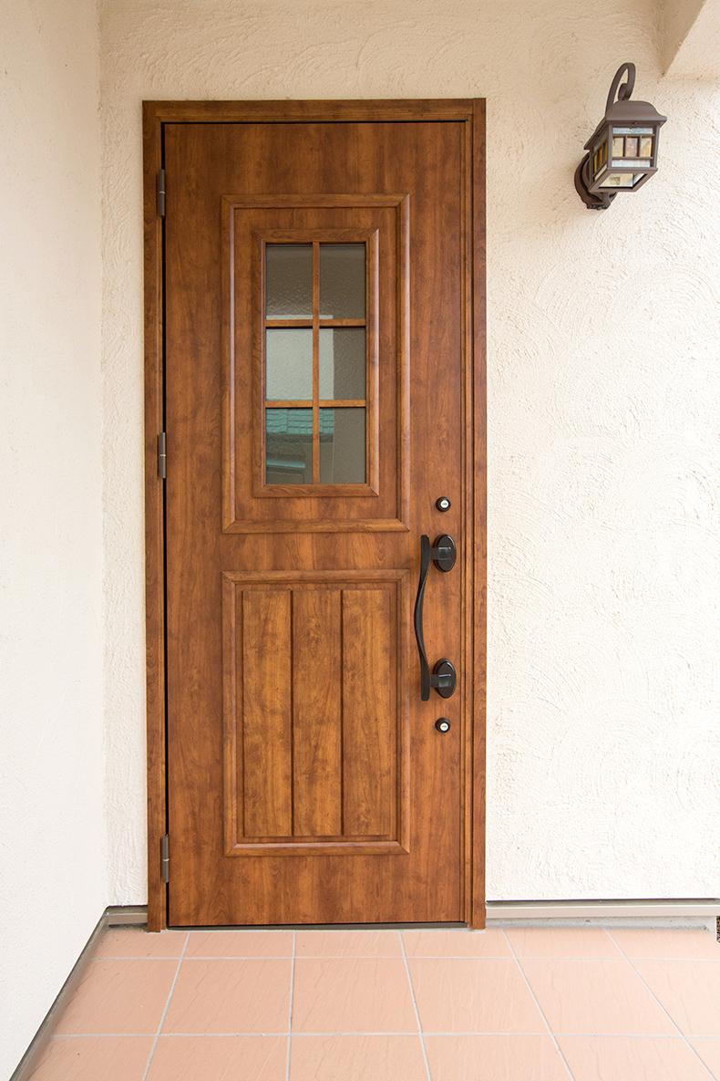 おしゃれなの玄関