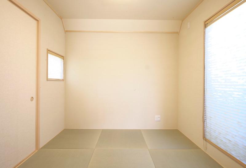 和室。和みの空間です