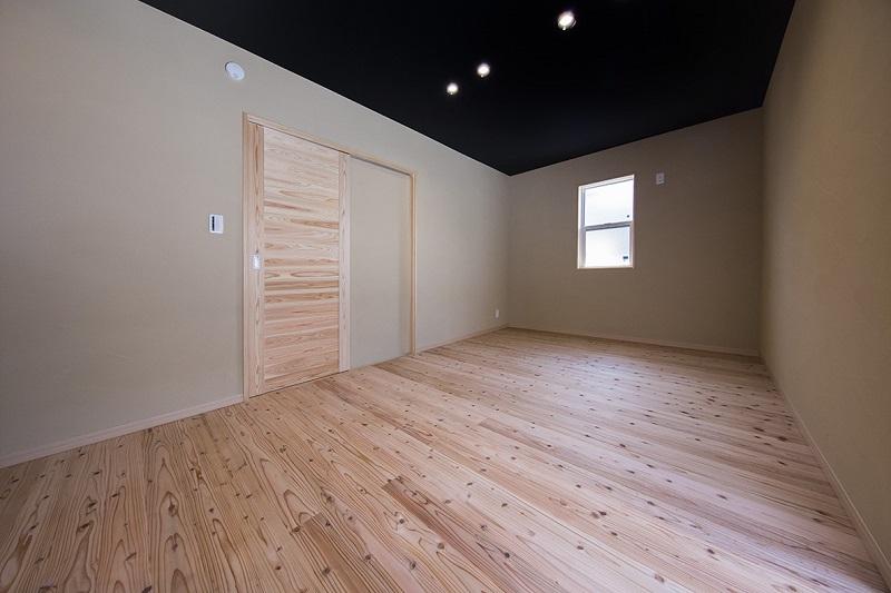 「究極の寝室」です