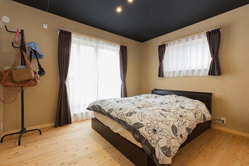 「究極の寝室」仕様です 睡眠の質が変わり、眠りが深くなると好評です