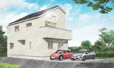 五香角地の家