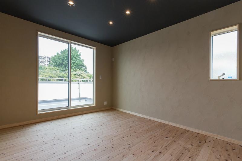 2F究極の寝室(部屋入口から)