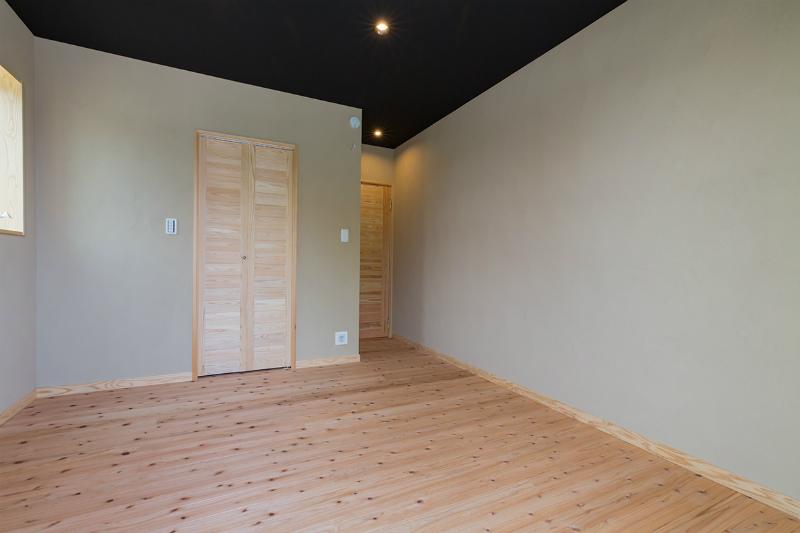 2F究極の寝室(部屋奥から)