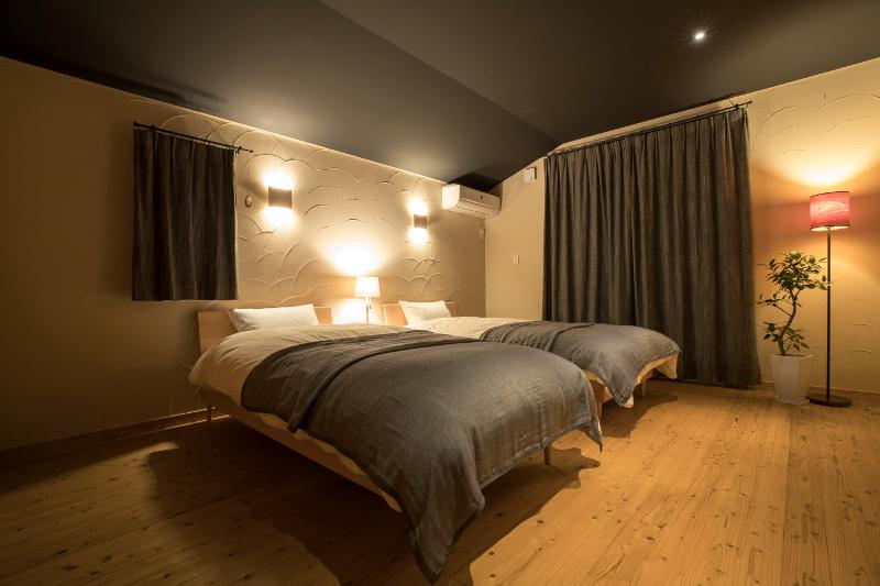 弊社「究極の寝室」の雰囲気にもぴったりです
