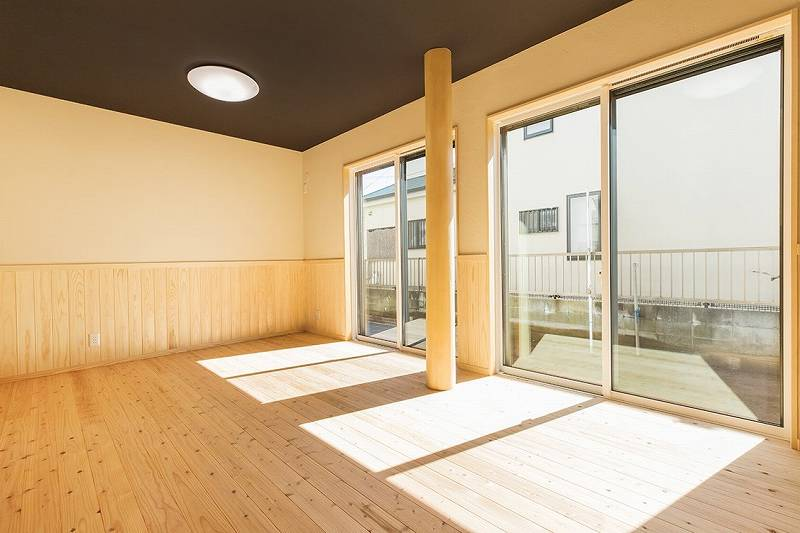 1F究極の子供部屋(部屋入口右から)