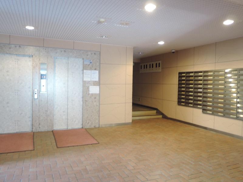 エントランス&エレベーターホール